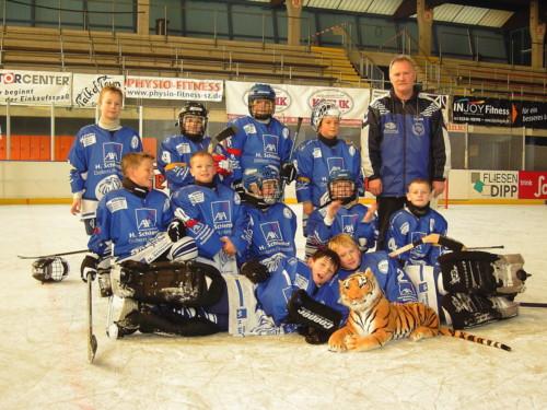 Foto Mannschaft 2005